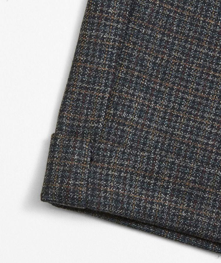 Pantalon Rome Petit à carreaux prince-de-Galles image 3