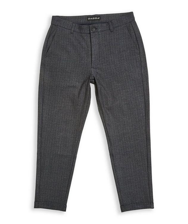 Pantalon Rome Petit à carreaux prince-de-Galles picture 1