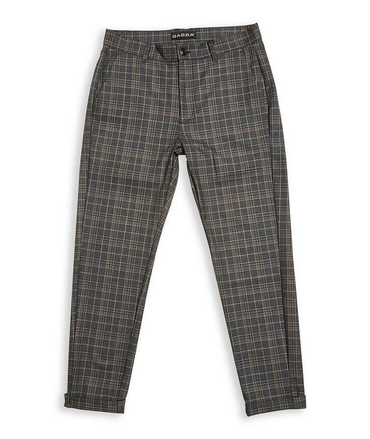Rome Porto Glen Check Pants image 1