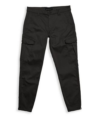 Gabba Stretch Cotton-Blend Cargo Pants