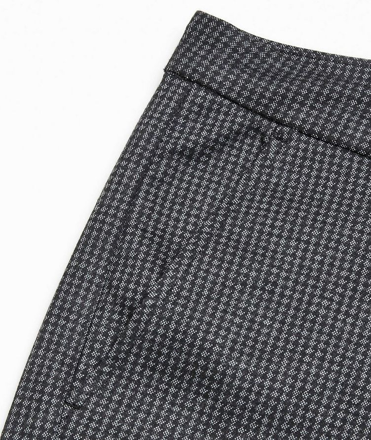 Pisa Houndstooth Stretch Pants image 2