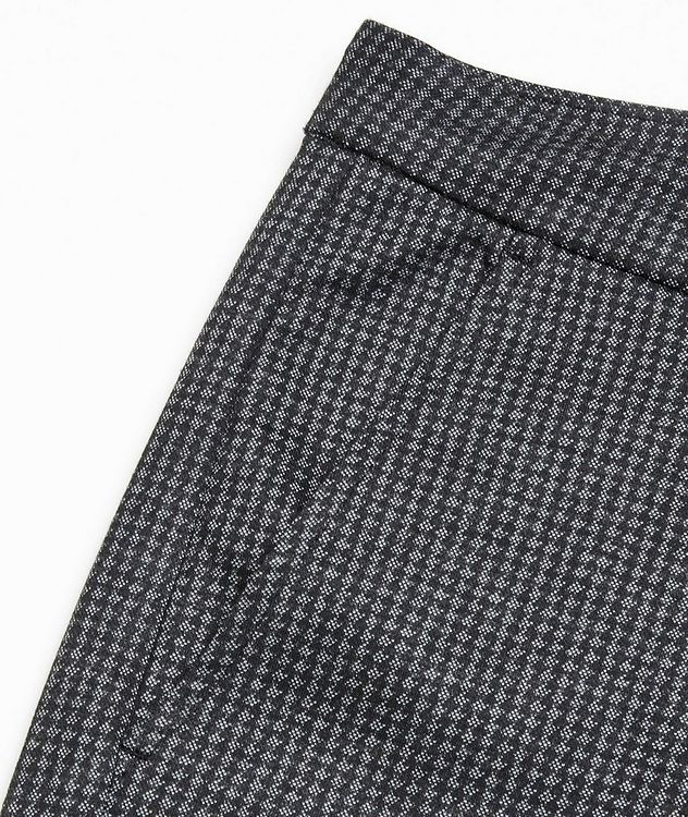 Pisa Houndstooth Stretch Pants picture 3