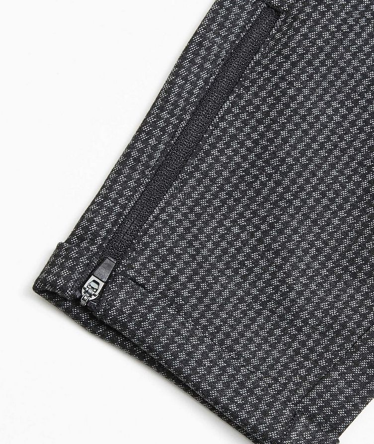 Pisa Houndstooth Stretch Pants image 3