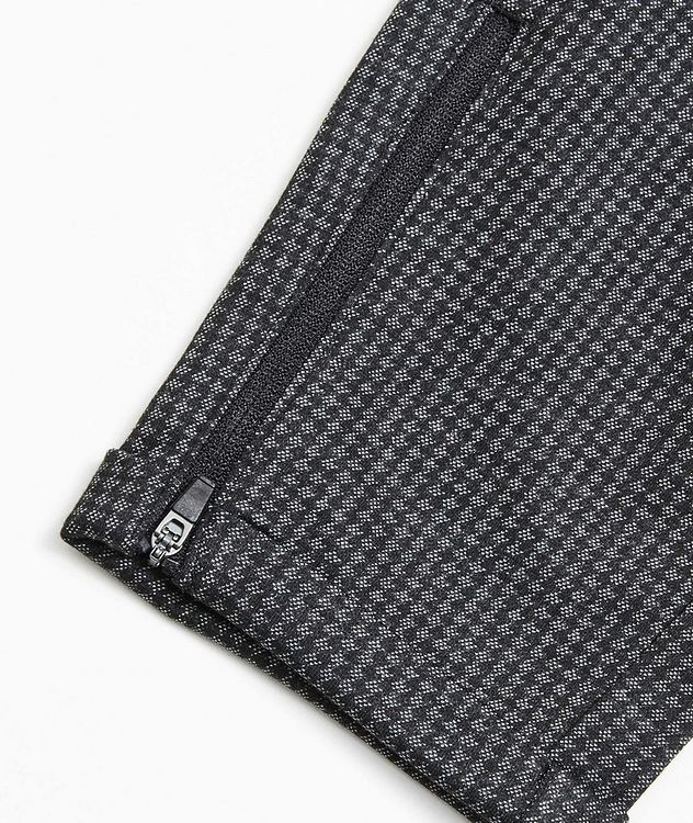 Pisa Houndstooth Stretch Pants picture 4