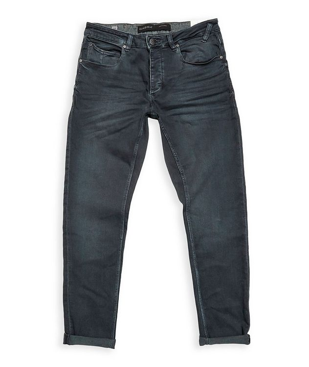 Rio Straight Slim Fit Jeans picture 1