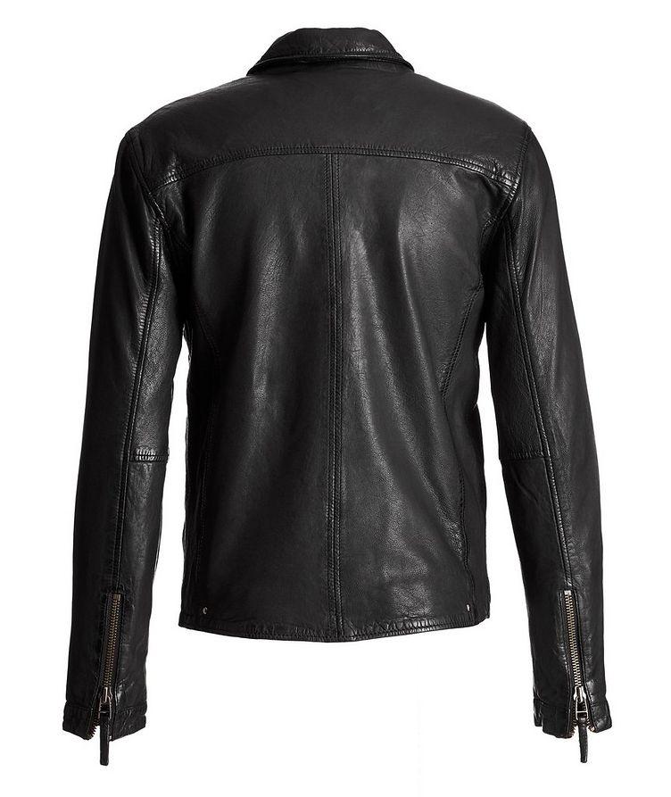 PHIRE CRAN Leather Jacket image 1