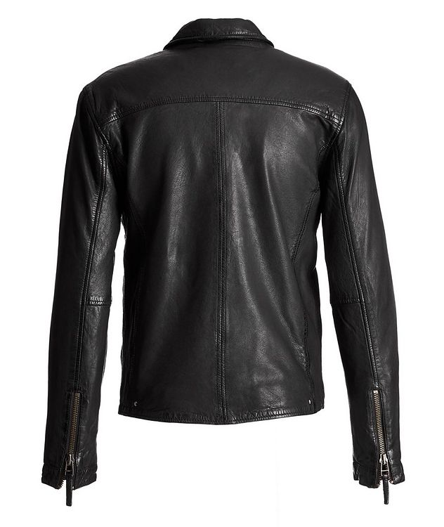 PHIRE CRAN Leather Jacket picture 2