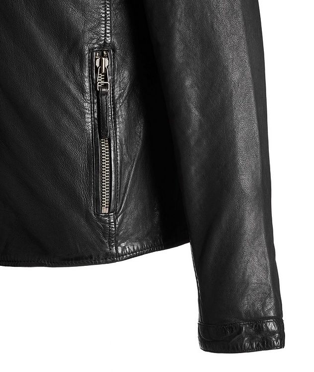 PHIRE CRAN Leather Jacket picture 3