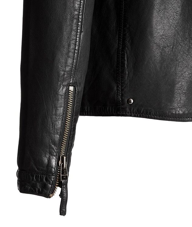 PHIRE CRAN Leather Jacket picture 4