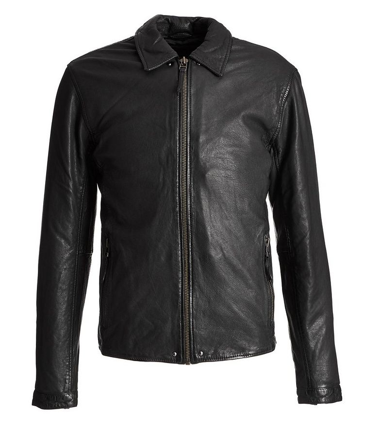 PHIRE CRAN Leather Jacket image 0
