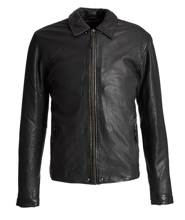 PHIRE CRAN Leather Jacket picture 1