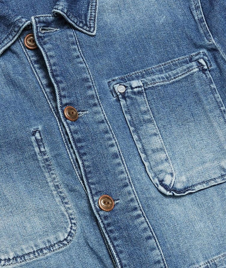 Faded Denim Jacket image 2