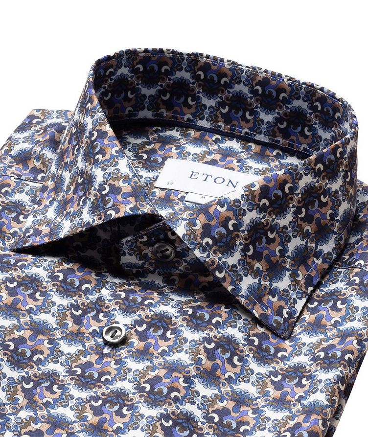 Contemporary Fit Floral  Dress Shirt image 1