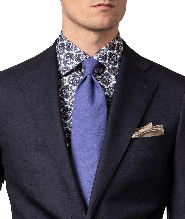 Contemporary Fit Floral  Dress Shirt image 5