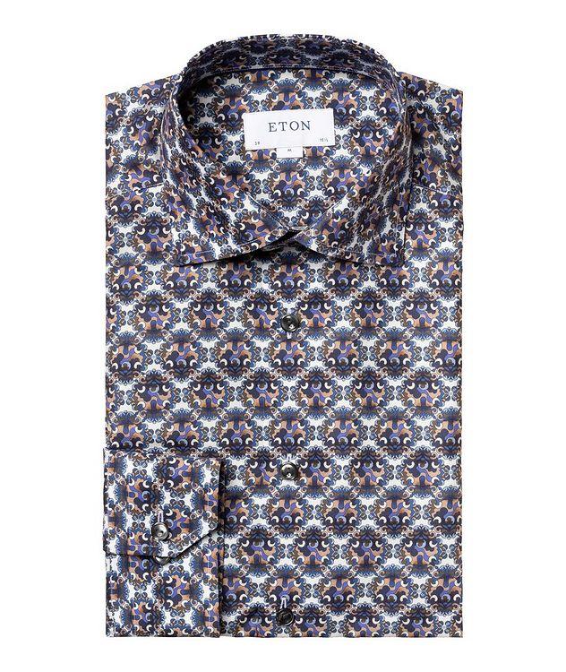 Contemporary Fit Floral  Dress Shirt picture 1