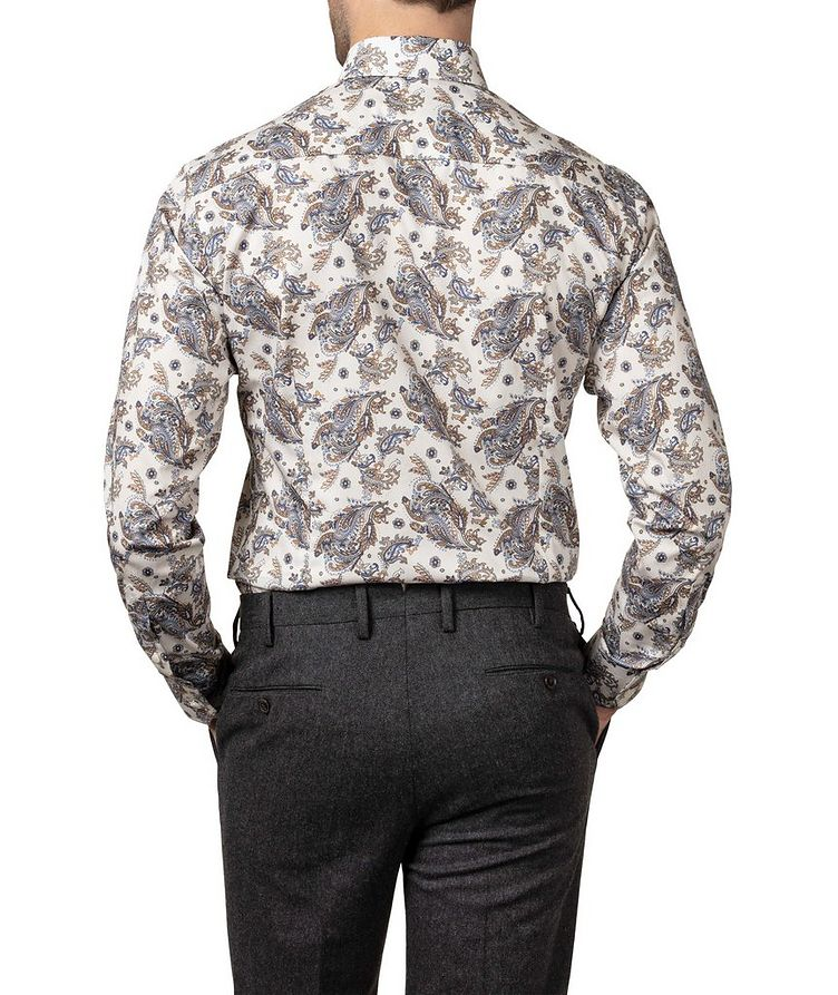 Contemporary Fit Paisley Dress Shirt image 4