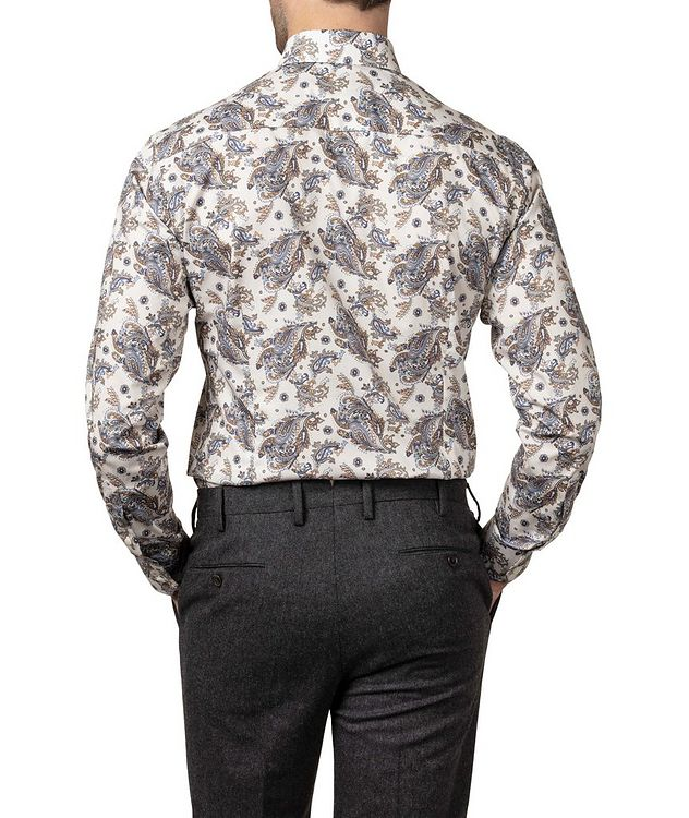 Contemporary Fit Paisley Dress Shirt picture 5