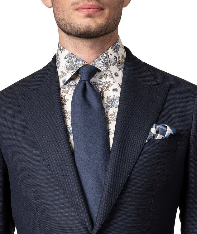 Contemporary Fit Paisley Dress Shirt picture 6