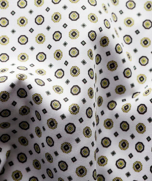 Chemise habillée en twill de coton de coupe contemporaine picture 3