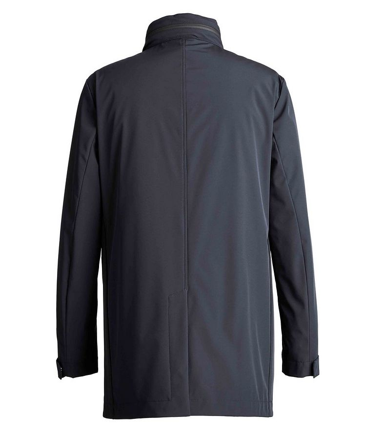 TravelTech Water-Repellent Coat image 1