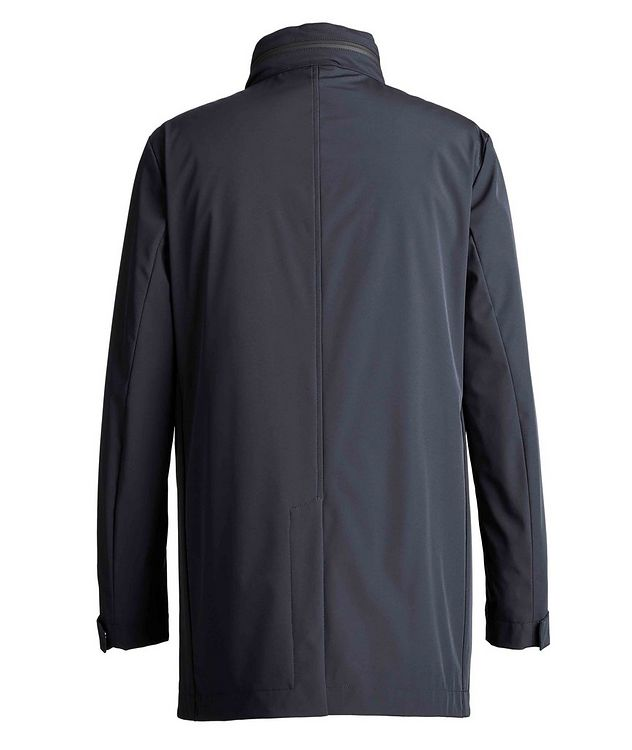 TravelTech Water-Repellent Coat picture 2