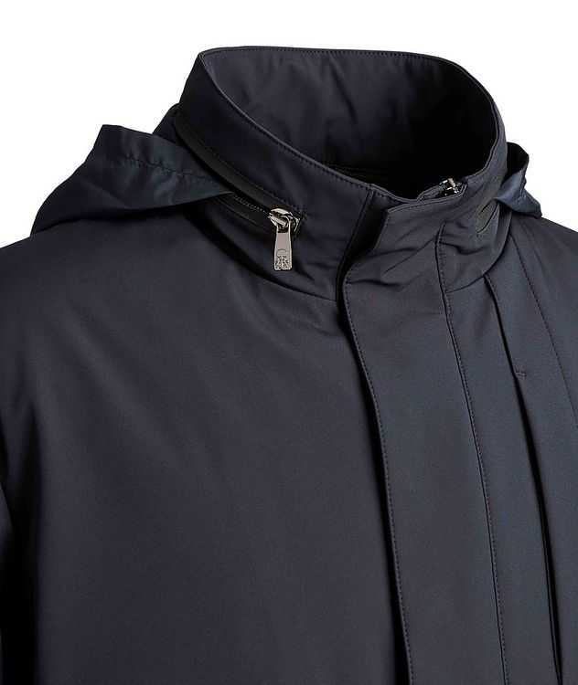 TravelTech Water-Repellent Coat picture 3