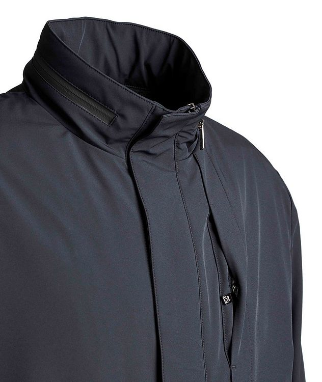 TravelTech Water-Repellent Coat picture 5