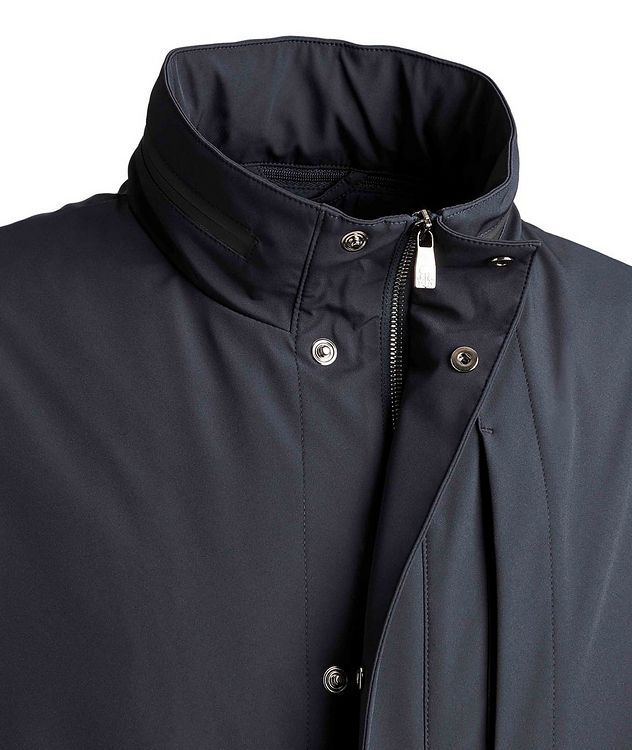 TravelTech Water-Repellent Coat picture 6