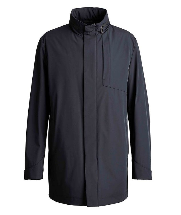 TravelTech Water-Repellent Coat picture 1