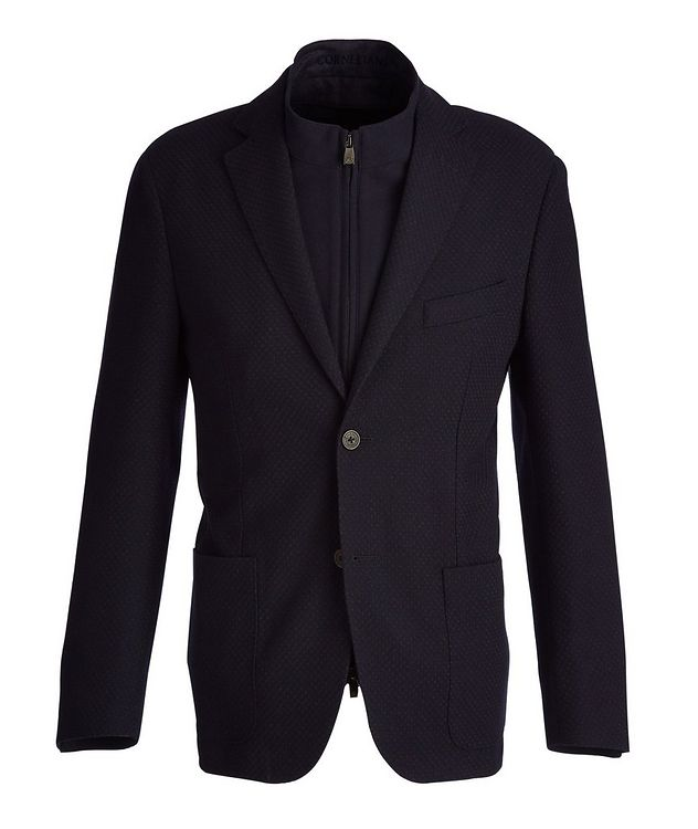 Wool-Blend Sports Jacket picture 1