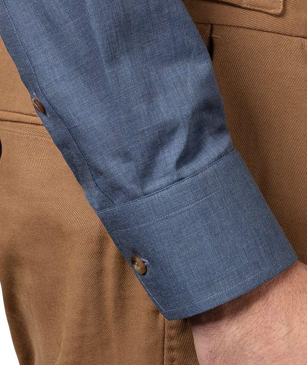 Chemise habillée de coupe amincie picture 5
