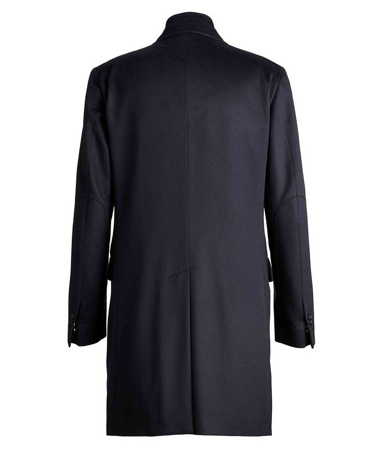 Water-Resistant Virgin Wool Coat image 1