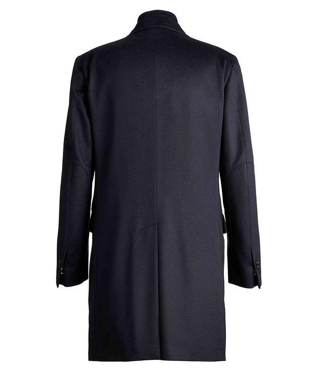 Water-Resistant Virgin Wool Coat picture 2