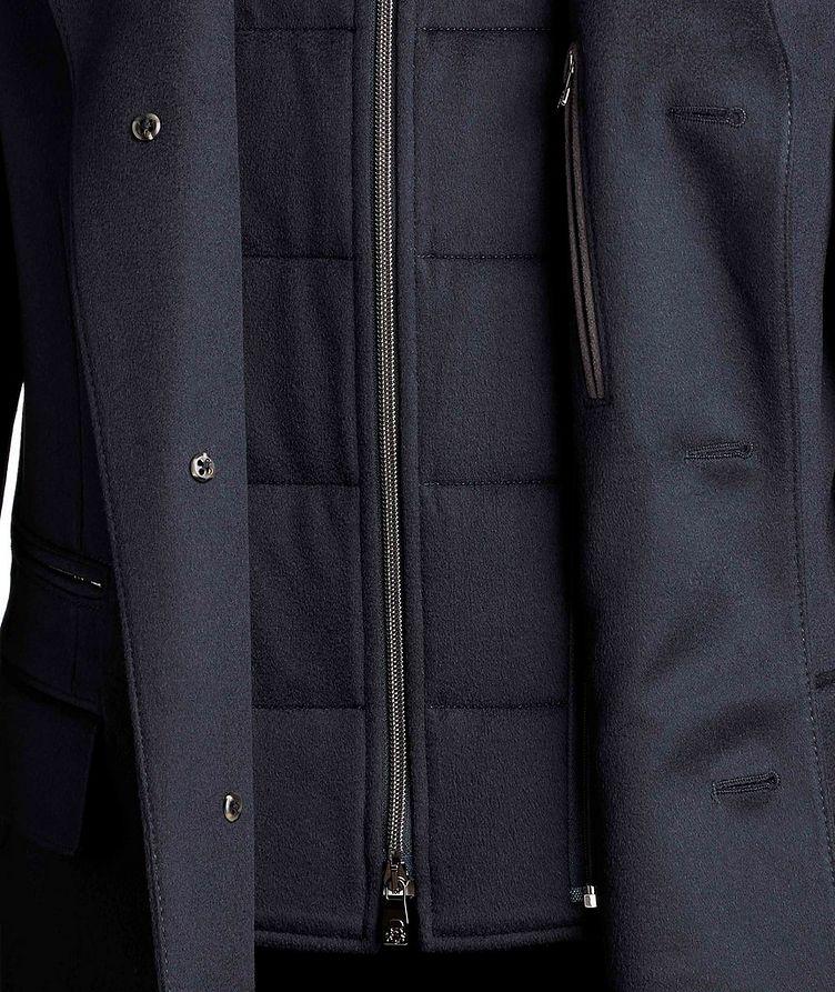 Water-Resistant Virgin Wool Coat image 2
