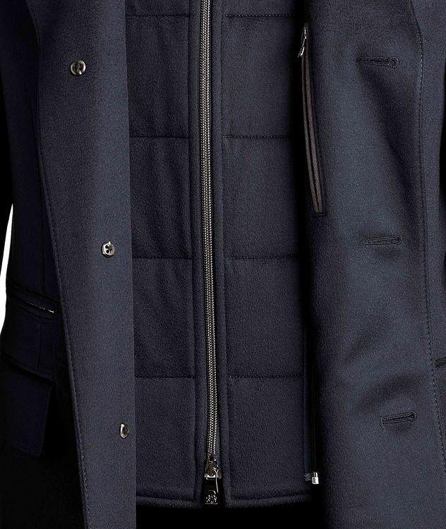 Water-Resistant Virgin Wool Coat picture 3