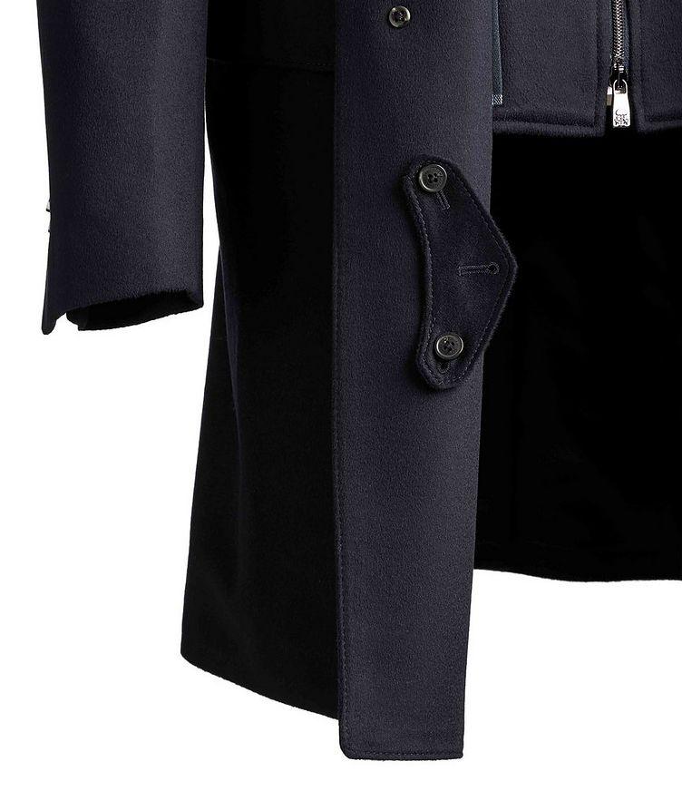 Water-Resistant Virgin Wool Coat image 3