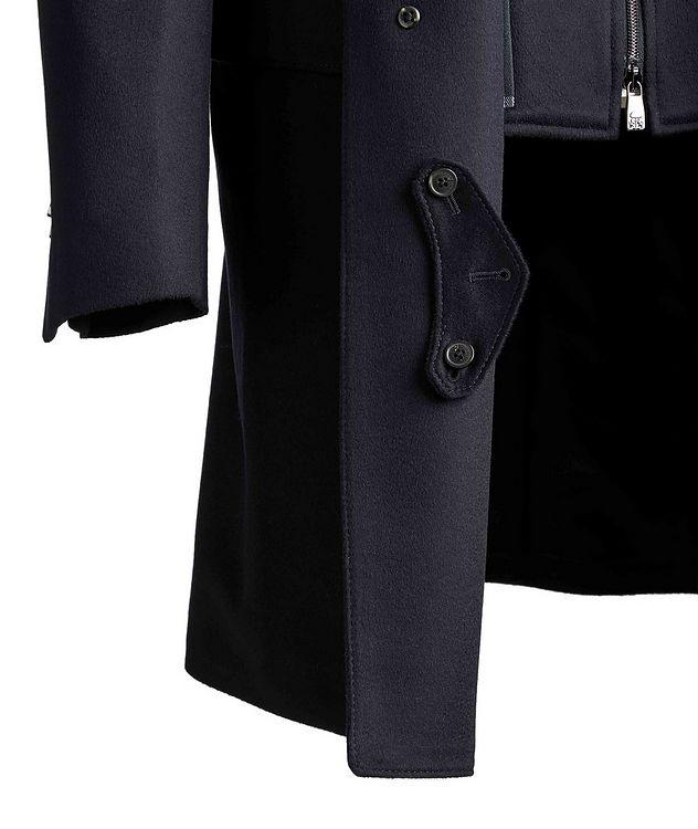 Water-Resistant Virgin Wool Coat picture 4
