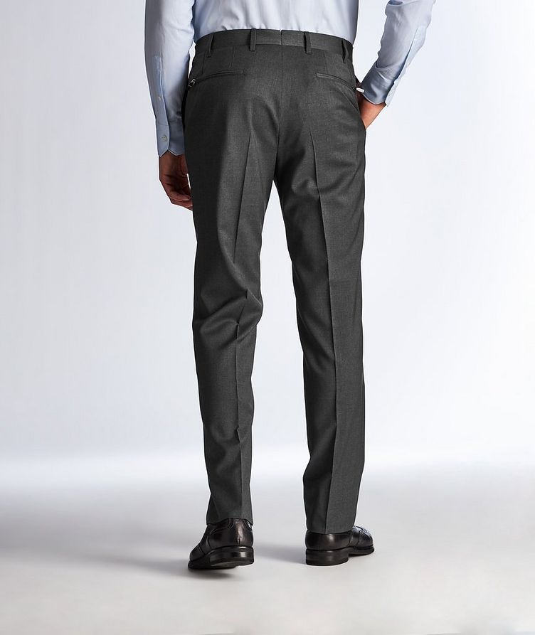 Contemporary Fit Stretch-Wool Dress Pants image 1