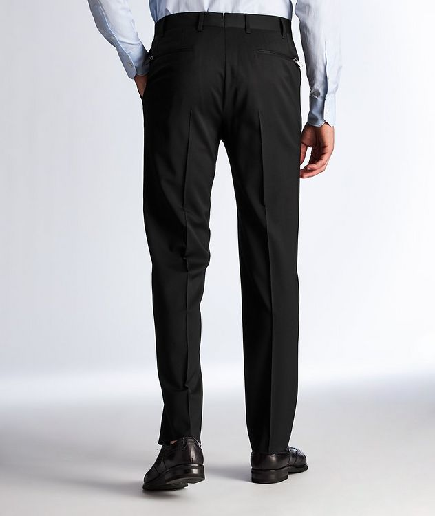 Contemporary Fit Stretch-Wool Dress Pants picture 2