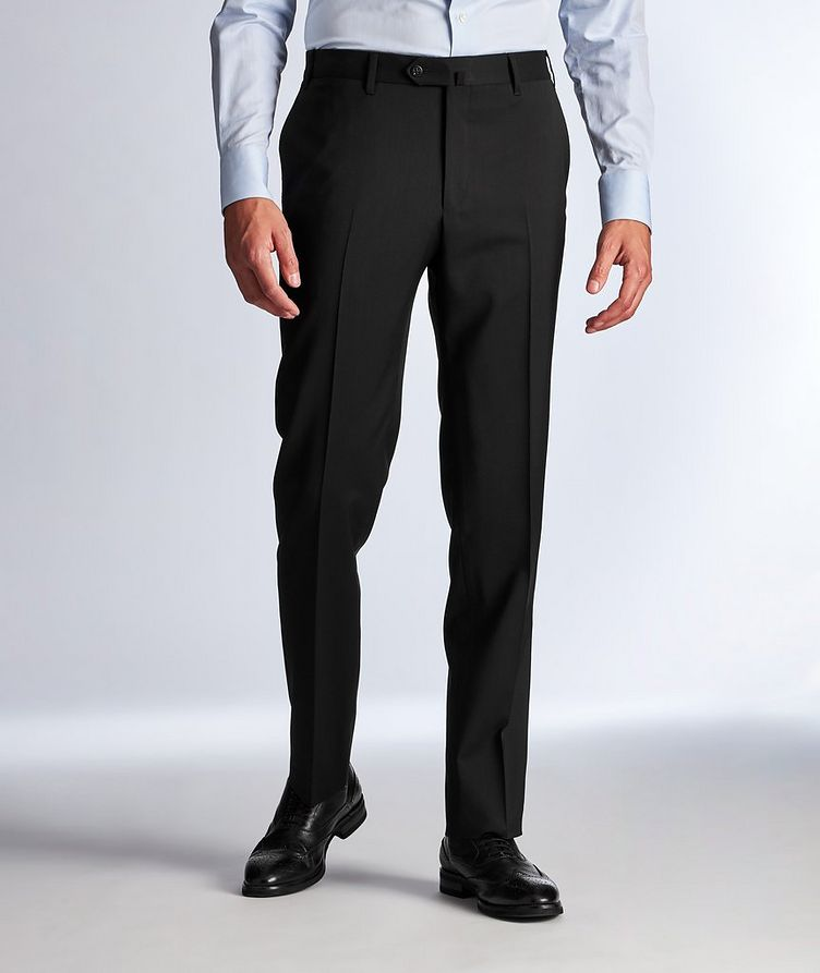 Contemporary Fit Stretch-Wool Dress Pants image 0