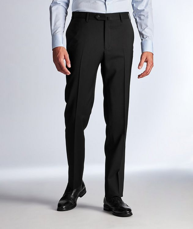 Contemporary Fit Stretch-Wool Dress Pants picture 1