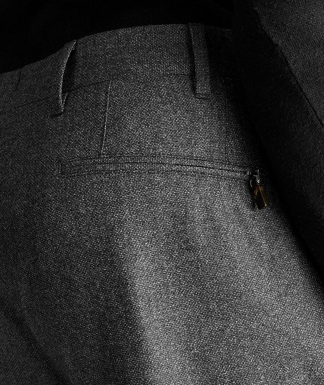 Contemporary Fit Stretch-Wool Dress Pants picture 3