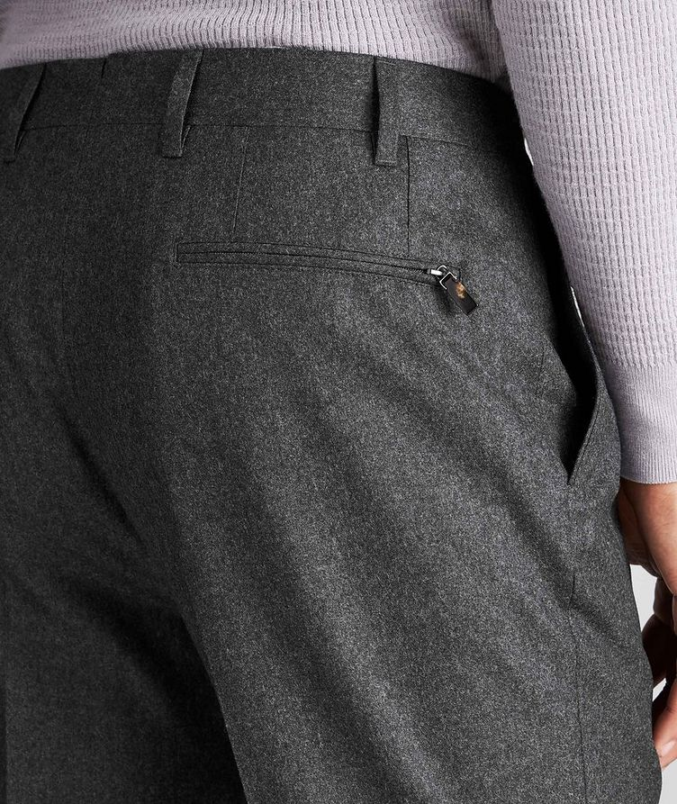 Contemporary Fit Wool Dress Pants image 2