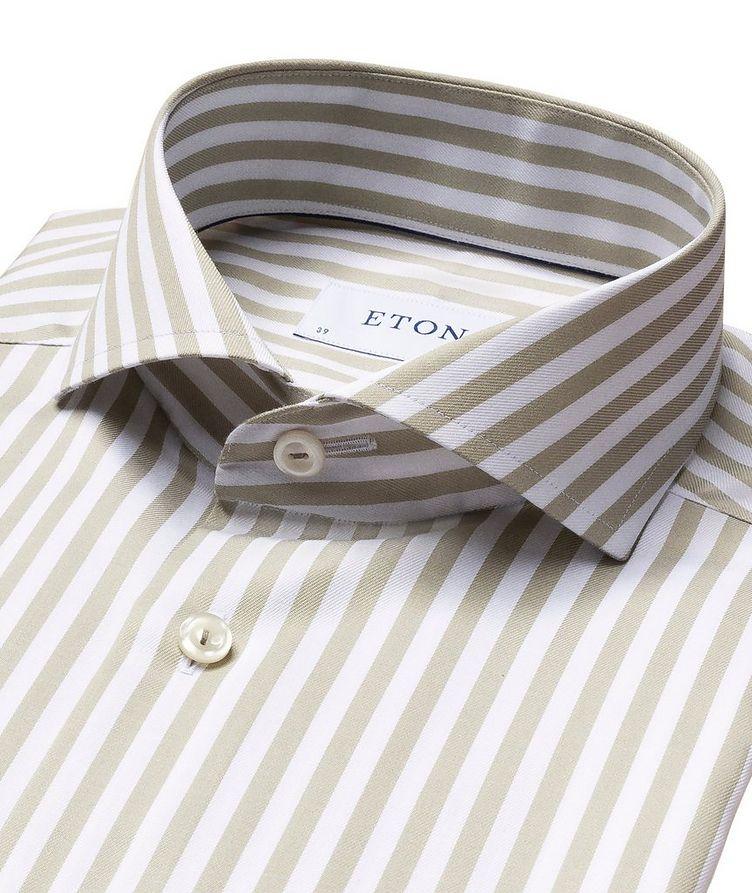 Slim Fit Striped Shirt image 1