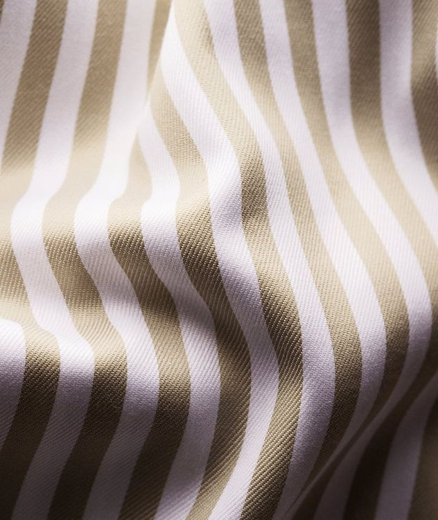Slim Fit Striped Shirt picture 3