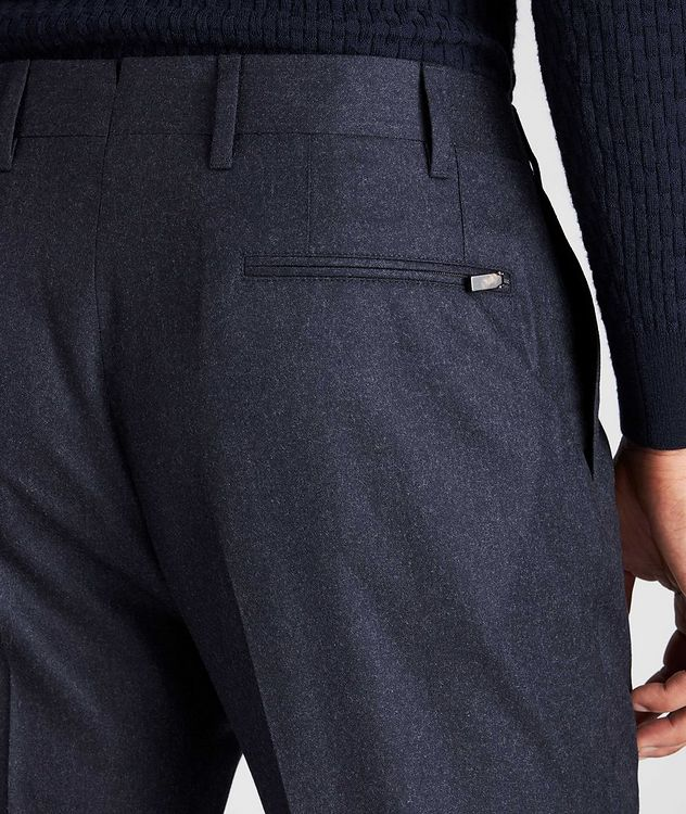 Contemporary Fit Wool Dress Pants picture 3