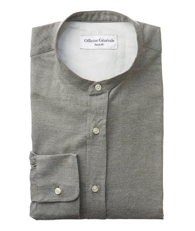 Cotton-Cashmere Shirt image 0