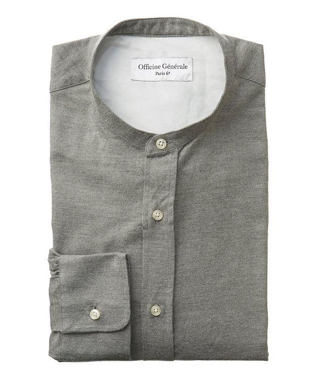 Cotton-Cashmere Shirt picture 1