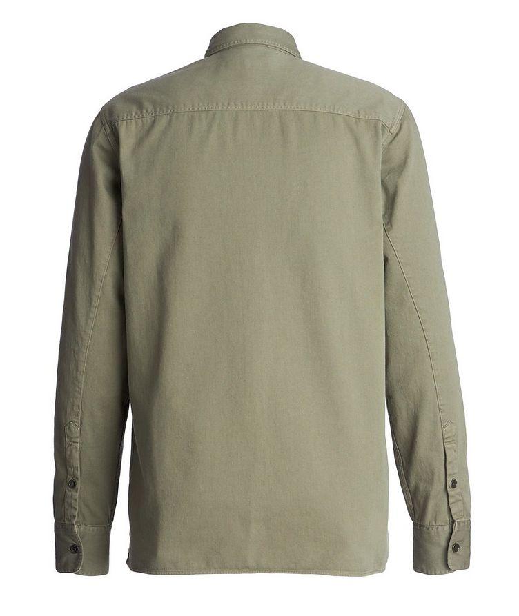 Amar Cotton-Twill Utility Shirt image 1