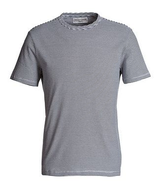 Officine Generale Breton Striped Cotton T-Shirt